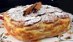 RECEITAS-AIRFRYER-PHILIPS-WALITA: Torta de Maçã em Camadas (do blog Panelaterapia)
