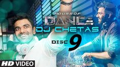 'House of Dance' by DJ CHETAS - Disc - 9 | Best Party Songs