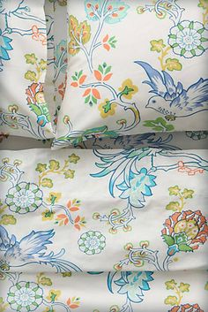 Sunbird Sheet Set