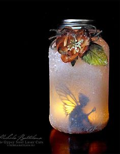 Beautiful Fairy Lantern Tutorial