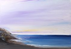 Canvas Painting Oil Painting Seascape Fine by italianmarinepainter