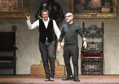 Fashion icons and one-time romantic partners Domenico Dolce and Stefano Gabbana are sending shockwaves through the gay community following an interview with the Italian magazine Panorama where they ex