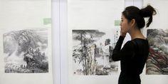China cabe en 3.000 m 2. El Centro Cultural de China se inaugura estos días con una delicada muestra sobre la pintura del país asiático