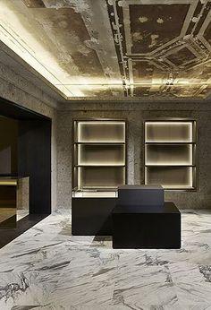 Givenchy à Paris par Joseph Dirand | interior design, home decor, design, decor, décoration