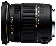 Sigma - 17-50mm f/2.8 EX DC HSM Zoom Lens for Select Canon Dslr Cameras - Black