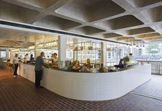 Barbican Food Hall, London