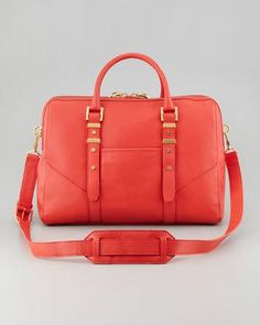 Rachel Zoe Lee Large Satchel Bag,...