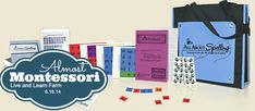 Almost Montessori - All About Spelling - Live and Learn Farm All About Spelling, Montessori Elementary, Live And Learn, Montessori Materials, A Classroom, Homeschool, Learning, Children, Books