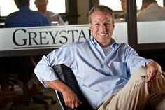 Portrait of CEO Bob Faith, Greystar Real Estate Partners