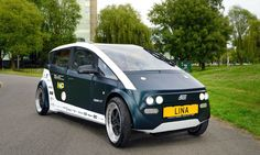 The TU/Ecomotive team at the Eindhoven University of Technology successfully created a biodegradable car made out of beet sugar and flax