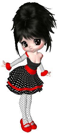 Emoji Images, Cartoon Girl Images, Cartoon Pics, Girl Cartoon, Cute Cartoon, Beautiful Love Pictures, Cute Love Images, Cute Love Gif, Beautiful Gif