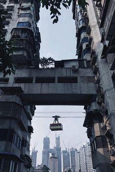 Architecture of Doom Modern Vampires, Aesthetic Lockscreens, Cyberpunk City, City Aesthetic, Environment Concept Art, Futuristic Architecture, Most Beautiful Cities, Future City, Brutalist