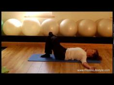 Relief for Sciatica and Back Pain - Part 1; Pilates Lifestyle