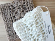 Crochet Boot Cuffs  Latte  Ivory  Knit Boot by VANAGScreative, $20.00