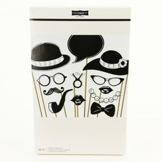 <div>Photo props are a must-have for your photo booth! They help your guests get in on the fun a...