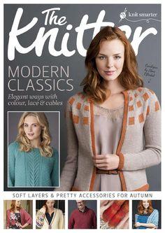 The Knitter Issue 89 2015 - 轻描淡写 - 轻描淡写