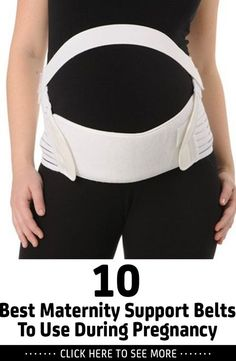 Maternity belts provide relief from hip, back pain during pregnancy. MomJunction gives a list of best maternity support belts to use during pregnancy. Pregnancy Must Haves, First Pregnancy, Winter Pregnancy, Pregnancy Band, Pregnancy Info, Pregnancy Outfits, Maternity Belt, Maternity Fashion, Maternity Swim
