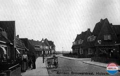 Adriaen Brouwerstraat Leeuwarden (jaartal: 1945 tot 1950) - Foto's SERC