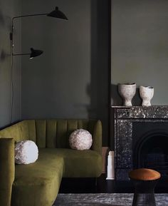 Inspiration to start our week Interior Styling, Interior Design, Sofa, Couch, Traditional Interior, Interior Architecture, Melbourne, Love Seat, Inspiration