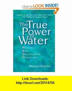 The True Power Of Water Pdf