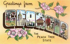 The darker history of the Georgia Peach