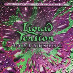 "Liquid Tension Experiment, Tony Levin, Mike Portnoy, John Petrucci, Jordan Rudess, ""Universal Mind"" | #progmetal"