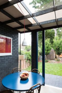 Matthew Wood adds seven-square-metre extension to his small home