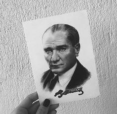 Atatürk Endless Love, Sketches, Ocean, Tumblr, Black And White, History, Film, Wallpaper, World