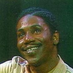 Birthday boy Cleavant Derricks turned 65, yesterday. Congratulations, Remmy!! This pic is from the musical WHEN HELL FREEZES OVER, I'LL…