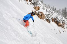 Jackson Hole Mountain Resort powder skiing 2014. Wyoming offers fresh Cowboy Powder! Thanks to The Mountain Pulse for sharing.