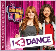 Interview with Bella Thorne and Zendaya, from shake it up.