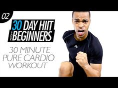 30 Min. Easy Cardio Home Workout for Beginners | Beginner HIIT #02 - YouTube