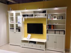 Credenza Ikea Liatorp : Best ikea entertainment center living room images hemnes