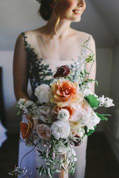 A Garden Greenhouse Wedding in Australia from Lara Hotz. Bride Bouquets, Bridesmaid Bouquet, Bouquet Wedding, Whimsical Wedding, Floral Wedding, Sydney Wedding, Dream Wedding, Wedding Mint Green, Greenhouse Wedding