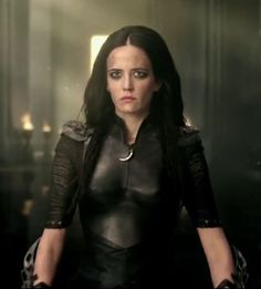 whitaker-malem-movie-artemesia-eva-green-300-rise-of-an-empire-leather-armour-costume-03 | Flickr - Photo Sharing!