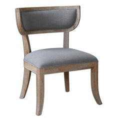 Uttermost Alva Armless Chair
