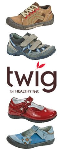 Twig Footwear for kids