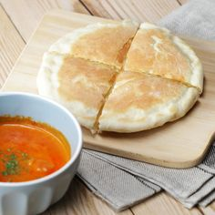 Cheese Naan Bread Recipe by Tasty