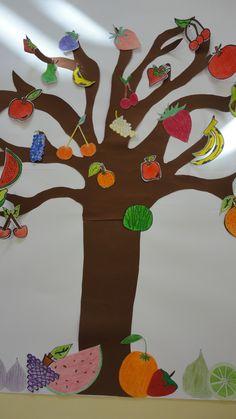 Alimentos que crescem nas árvores, em arbustos e na terra