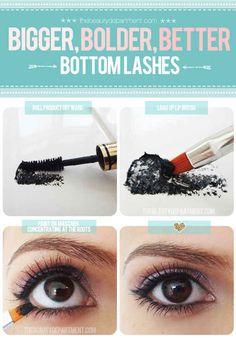 Tips para ojos