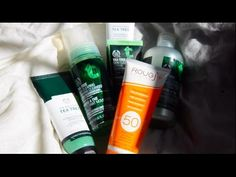 MY MORNING BEAUTY ROUTINE
