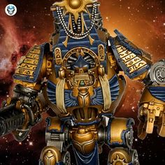 Warhammer Paint, Warhammer 40k Art, Warhammer Models, Chaos 40k, Thousand Sons, The Grim, Space Marine, Ancient Egypt, Marines