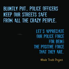 And there are a lot of crazies out there