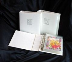 Large White Flower Greeting Card Keeper Album:Amazon:Health & Personal Care