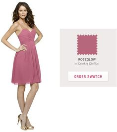 Get 1 Free Swatch from Weddington Way by simply clicking on this picture! Fuschia Wedding, Wedding Colors, Free Fabric Swatches, Color Swatches, Strapless Dress Formal, Formal Dresses, Wedding Things, Beautiful Dresses, Special Occasion