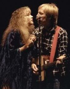 tom petty and stevie nicks relationship timeline