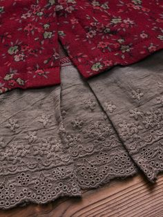 Vintage Long Sleeve Embroidery Floral Print Patchwork Dress is part of Long sleeve vintage dresses - Vintage Embroidery, Embroidery Dress, Floral Embroidery, Long Sleeve Vintage Dresses, Dress Vintage, Cheap Summer Dresses, Patchwork Dress, Kurta Designs, Indian Designer Wear