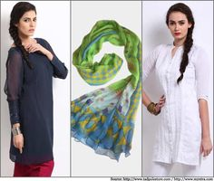 Mix and Match - Latest Fashion Trends, Scarfs, Dupatta, Kurtis, Kurtas