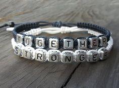 Couples Bracelet Lovers Boyfriend & Girlfriend Bracelet by 2style, $15.99