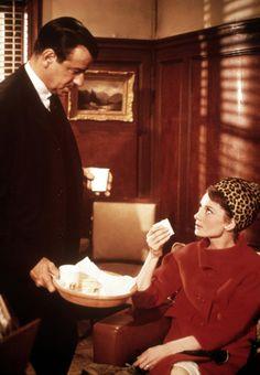 "Walter Matthau & Audrey Hepburn In ""Charade"" Charade Movie, Charade 1963, Audrey Hepburn Movies, Walter Matthau, Actor Studio, Cinema, British Actresses, Old Movies, Role Models"